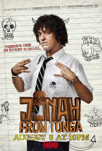 """The Brilliant Chris Lilly's New Offering   """"Jonah From Tonga"""""""