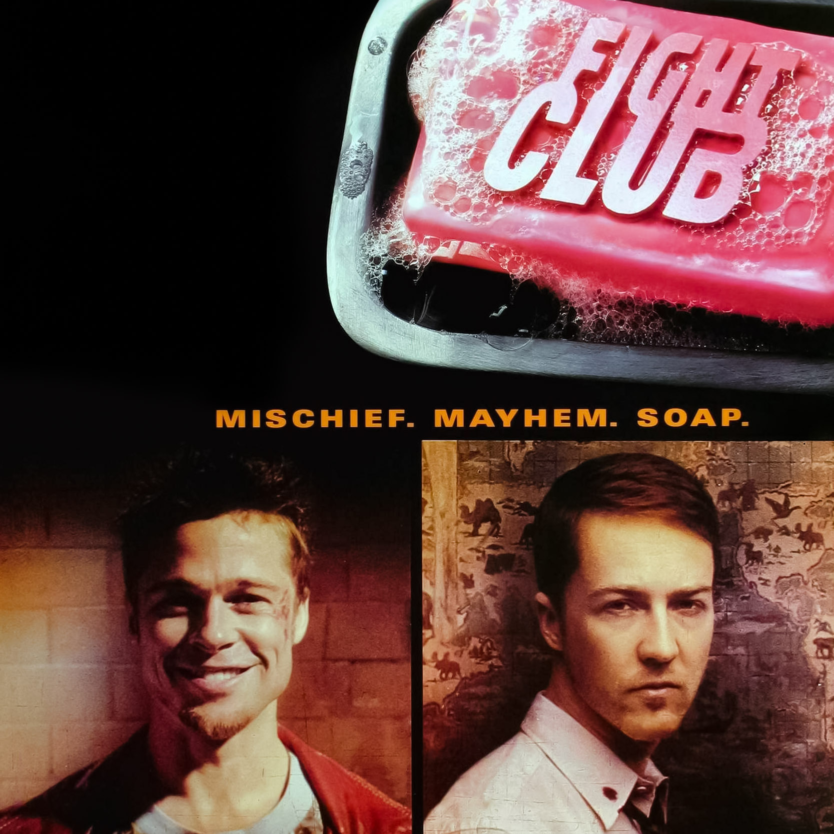 The Podcast • Chapter 1: David Fincher's Cinematic Revelation Fight Club