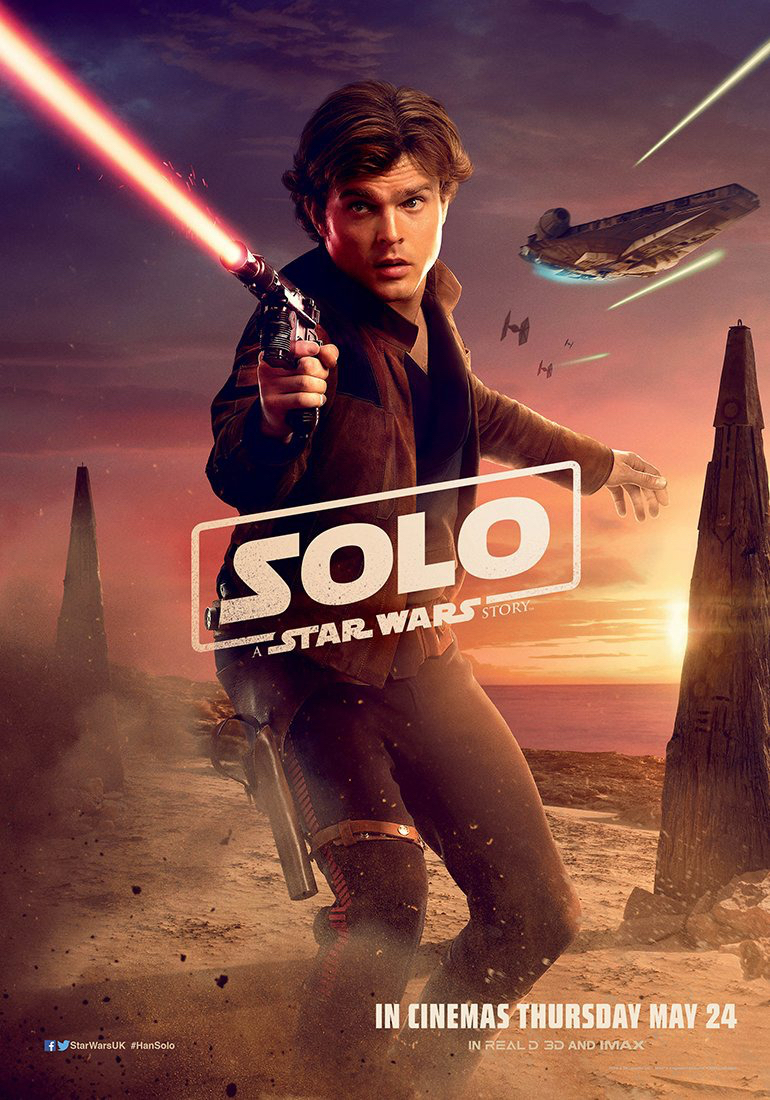 Solo A Star Wars Story Stream English
